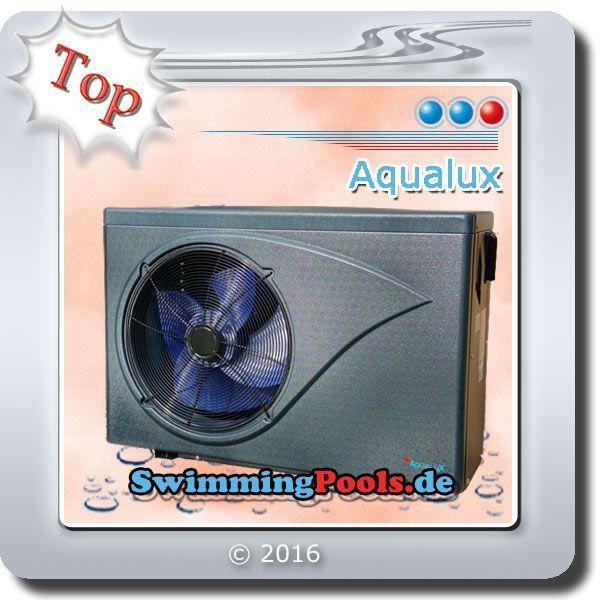 aqualux w rmepumpe 17 5 kw pool heizung. Black Bedroom Furniture Sets. Home Design Ideas