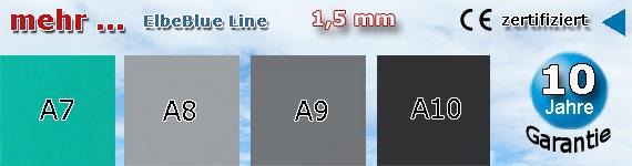 Poolfolie 1 5 mm gewebeverst rkt elbeblue line for Poolfolie farbe