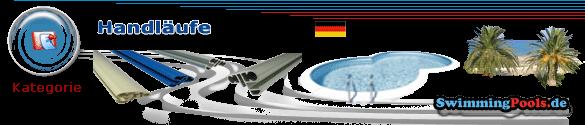 Pool handlauf cool fun mit alu handlauf with pool for Ersatzfolie stahlwandpool