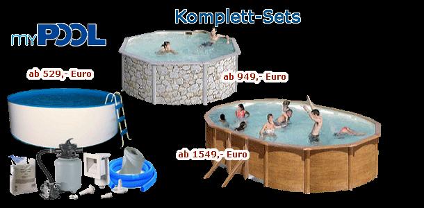 Swimmingpool schwimmbecken pool zubeh r schwimmbadtechnik for Swimmingpool zum aufstellen