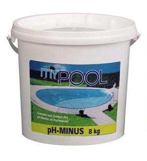 phminus ph wert swimming pool ph senker. Black Bedroom Furniture Sets. Home Design Ideas